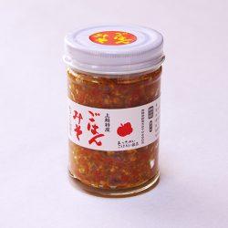 <h5>ごはんみそ 大瓶220g</h5><br>販売価格:1575円(税別・送料別)